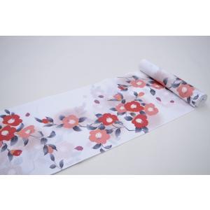 −わ・ふうの浴衣− 「椿」|wafuu-store