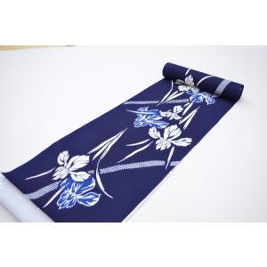 −わ・ふうの大人の浴衣−  経絽「菖蒲」|wafuu-store