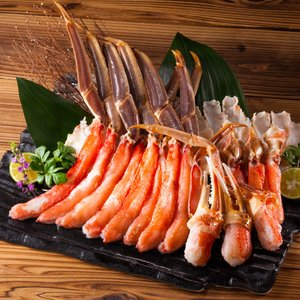 ズワイガニ お刺身 生ズワイガニ カット済 冷凍 たっぷり 約1.25kg 蟹 ずわい カニ ガニ かに ズワイガニ ずわいがに お取り寄せ お土産 ギフト プレゼント|wagamachi-tokusan