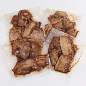 北海道 帯広名物 江戸屋の豚丼の具 4食 お取り寄せ お土産 ギフト お中元 御中元 2018 プレゼント|wagamachi-tokusan|03