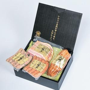杜仲茶ポークボンレス・ベーコン詰合せ お取り寄せ お土産 ギフト プレゼント 特産品 名物商品 父の日|wagamachi-tokusan|02