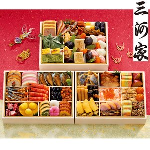 【3~4人前】お正月にみんなで食べたい!豪華なおせちランキング≪おすすめ10選≫の画像