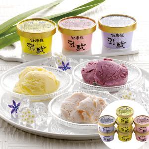「乳蔵」北海道アイスセット RB-422アイスクリーム バニラ ハスカップ ストロベリー 詰め合わせ お取り寄せ お土産 ギフト プレゼント 特産品 おすすめ|わが街とくさんネット