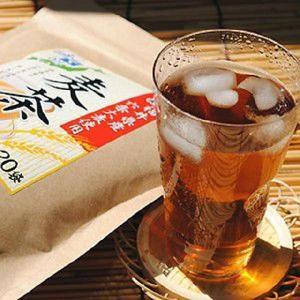 お茶の大三 福井県産 麦茶ティーバッグ 5個セット 福井県銘茶 お取り寄せ お土産 ギフト プレゼント 特産品 名物商品 バレンタイン wagamachi-tokusan