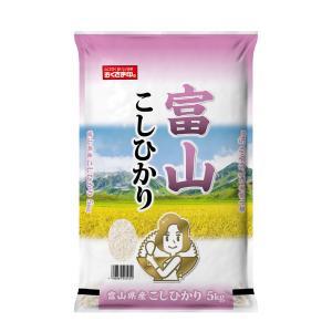 米 お米 送料無料 新米 29年度産 富山県産 こしひかり 5kg 代引き不可 お取り寄せ お土産 ギフト