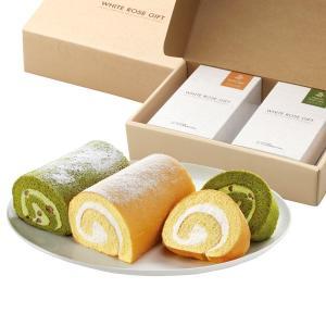 鳥取 大山乳業 ロールケーキと抹茶ロールケーキの詰め合わせ お取り寄せ お土産 ギフト プレゼント 特産品 名物商品 バレンタイン|wagamachi-tokusan