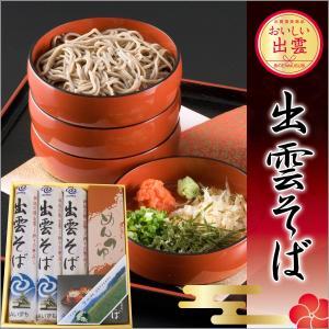 蕎麦 出雲そば 乾麺 6食入 お取り寄せ お土産 ギフト プレゼント 特産品 名物商品 父の日|wagamachi-tokusan