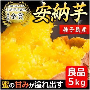 安納芋 種子島産 (良品) 中園ファーム 5kg Mサイズ〜...