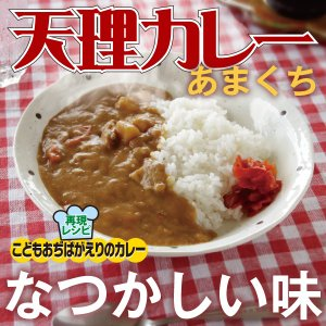天理カレー あまくち 10個セット 奈良県天理市 お取り寄せ お土産 ギフト プレゼント 特産品 名物商品 父の日|wagamachi-tokusan