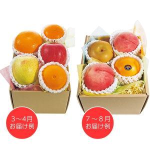【全品送料無料】【わが街とくさんネット】 ■規格:季節のフルーツ詰合せ ■サイズ(mm):275×1...