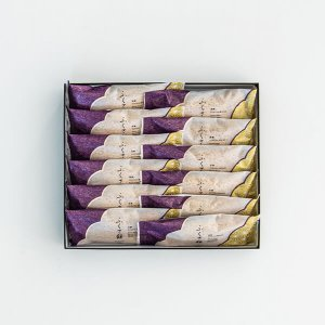 黒糖ふくさ餅【12個入】|wagashi-murakami