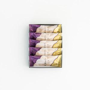 黒糖ふくさ餅【5個入】|wagashi-murakami