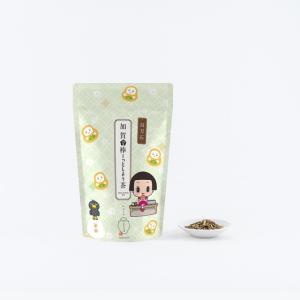 上林 金沢 茶舗 ほうじ茶 加賀 棒茶 加賀で棒ーっとしよう茶 [40g] 金沢 お茶 チコちゃん|wagashi-murakami