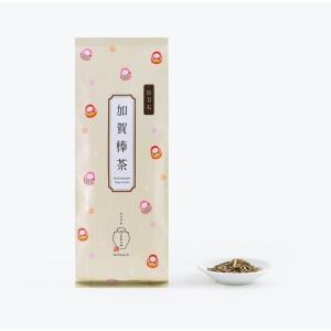 上林 金沢 茶舗 ほうじ茶 加賀 棒茶 百万石 加賀棒茶 [100g] 金沢 お茶 手土産|wagashi-murakami