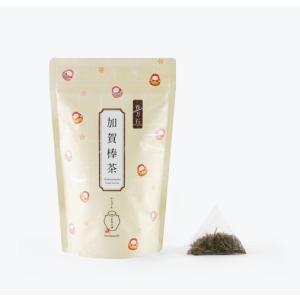 上林 金沢 茶舗 ほうじ茶 加賀 棒茶 百万石 加賀 棒茶 ティーバッグ [3g14個入] 金沢 お茶 手土産|wagashi-murakami
