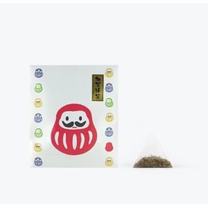上林 金沢 茶舗 ほうじ茶 加賀 棒茶 だるま ミディアムパック [3g6個入] 金沢 お茶|wagashi-murakami