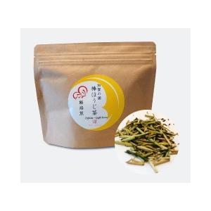 茶舎觀壽 加賀の国 棒ほうじ茶 軽焙煎 [60g]|wagashi-murakami