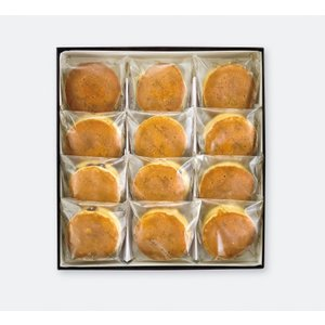 MUSU-DORA 12個入 むすどら どら焼き どらやき ミルク餡 ラムレーズン ラム酒 餡屋musubu どらやき お取り寄せ 和菓子村上 和菓子 金沢 和菓子|wagashi-murakami