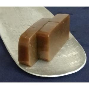 羊羹「風りゅう ようかん 光風」 ( 黒糖 梅 ; 梅酒 好きの為の ようかん ) 無添加 ギフト 非常食 に|wagasi-denpudo