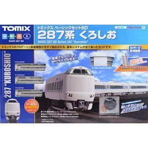 TOMIX 90166 ベーシックセットSD 287系くろしお (4543736901662)