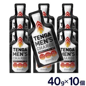 TENGA MEN'S CHARGE テンガ メンズチャージ 40g 10個セット メール便で送料無...