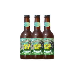ビール クラフトビール ギフト お歳暮 お中元 氷河PALE ALE 北アルプスブルワリー 330m...