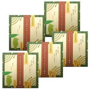 かえる印のナチュラルかとり線香 30巻×5箱セット