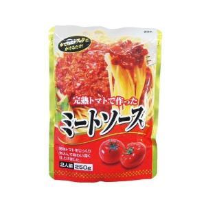 パスタソース スパゲティ  わけあり食品 レトルト ミートソース 2人前250g|wagonsale