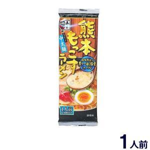 インスタントラーメン  熊本もっこすラーメン 豚骨味 1人前|wagonsale
