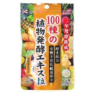 100種の植物発酵エキス粒 62粒「メール便で送料無料」|wagonsale