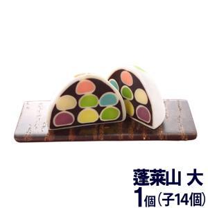 お中元 ギフト 和菓子  お饅頭 蓬莱山(大) 駿河屋  プレゼント おまんじゅう  贈り物 スイー...