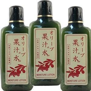 オリーブマノン グリーンローション(果汁水) 180ml【3本セット】