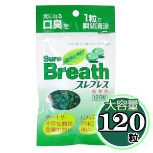 スレブレス サプリ 120粒「メール便で送料無料」...