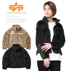 ■商品説明 米軍のフリースジャケットをモチーフにした、もこもこ感がかわいいフリースジャケットです。ふ...
