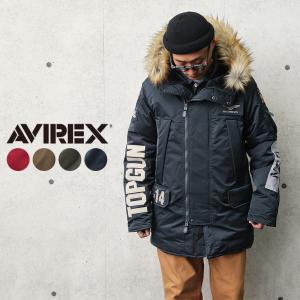 AVIREX アビレックス 6102177 AVIREX CUSTOM N-3B フライトジャケット TOP GUN メンズ ミリタリージャケット ブランド 2020 秋 冬 新作【クーポン対象外】|waiper