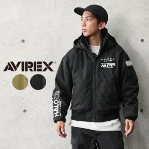 新春セール!AVIREX アビレックス 6192171 ベンチレーション スタンドカラー MA-1 メンズ ミリタリージャケット ジャンバー ブランド【クーポン対象外】|waiper
