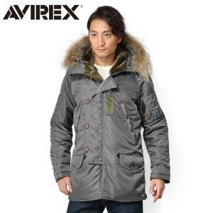店内20%OFFセール! AVIREX アビレックス N-3B VINTAGE フライトジャケット メンズ ミリタリー アウター ブルゾン 6142180 ブランド|waiper