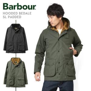 Barbour バブアー MCA0439 HOODED BEDALE SL PADDED(フーデッドビデイル SL パデッド)フーデッドジャケット スリムフィット アウター ノンオイル【Sx】|waiper