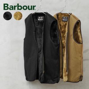 Barbour バブアー MLI0035 FUR LINER SL(ファーライナーSL) スリムフィット メンズ アウター ジレ インナー ベスト ブランド【Sx】|waiper