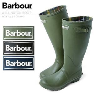 Barbour バブアー MRF0010 BEDE(ビード) WELLINGTON BOOT (レインブーツ)  長靴 レイングッズ 靴 シューズ ブランド【Sx】|waiper