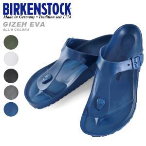 BIRKENSTOCK ビルケンシュトック GIZEH/ギゼ EVA サンダル メンズ トングサンダル ビーチサンダル ビーサン 軽い ブランド|waiper
