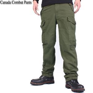 ミリタリーパンツ 新品カナダ軍コンバットパンツ オリーブ|waiper