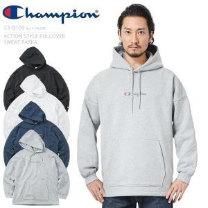 Champion チャンピオン C3-Q109 ACTION STYLE プルオーバー スウェットパ...