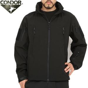 ソフトシェルジャケット フリース CONDOR コンドル ブラック BLACK 609 【クーポン対象外】 ブランド|waiper