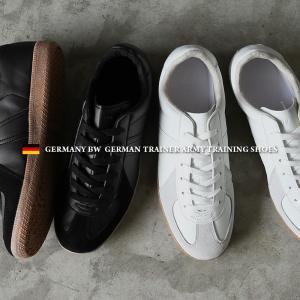 新品 復刻 ドイツ軍 BW ジャーマントレーナー トレーニングシューズ スニーカー メンズ スニーカー 靴 ミリタリーシューズ【Zo】|waiper