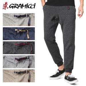 店内20%OFFセール! GRAMICCI グラミチ FLEECE NARROW RIB PANTS フリースナローリブパンツ メンズ ズボン ブランド|waiper