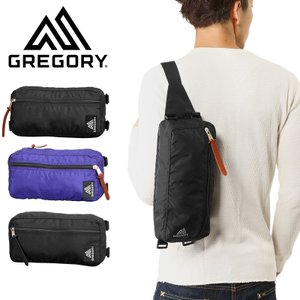 GREGORY グレゴリー TWO-WAY POCKET ツーウェイポケット ボディバッグ ショルダーバッグ アウトドア ブランド waiper