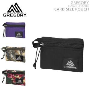 GREGORY グレゴリー CARD SIZE POUCH カードサイズポーチ メンズ レディース ...