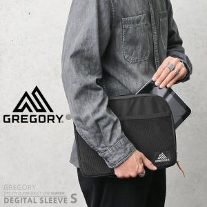 GREGORY グレゴリー DIGITAL SLEEVE デジタルスリーブ S タブレットケース PCケース 13インチ iPadケース kindle アウトドア ブランド おしゃれ waiper