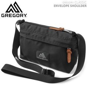 GREGORY グレゴリー ENVELOPE SHOULDER(エンベロープ ショルダー)ショルダーバッグ メンズ レディース サコッシュ ポーチ ブランド|waiper